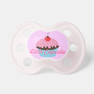 Little Cupcake Baby Pacifier