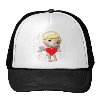 Little Cupid T-shirts and Gifts Trucker Hat