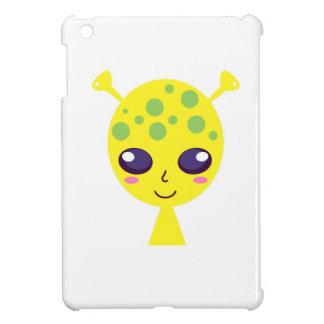 Little cute alien Green edition Case For The iPad Mini