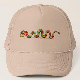 Little Cute Snake Trucker Hat