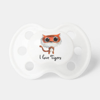 Little Cute Tiger Dummy