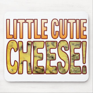 Little Cutie Blue Cheese Mouse Pad