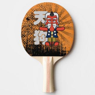 Little Daitengu Yokai Grunge