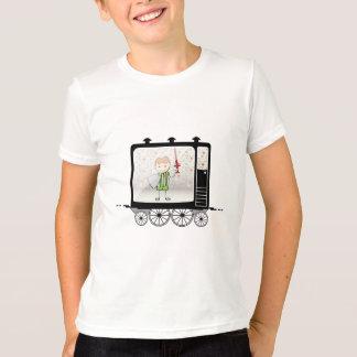 Little defender. T-Shirt