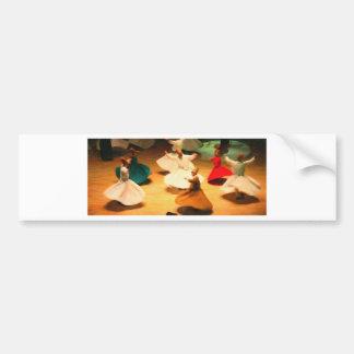 little dervishes bumper sticker
