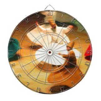 little dervishes dart board
