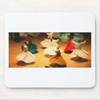 little dervishes mouse pad