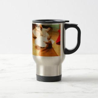 little dervishes stainless steel travel mug