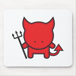 Little Devil Mouse Pad