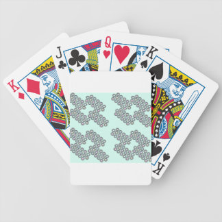 little diamonds bicycle playing cards