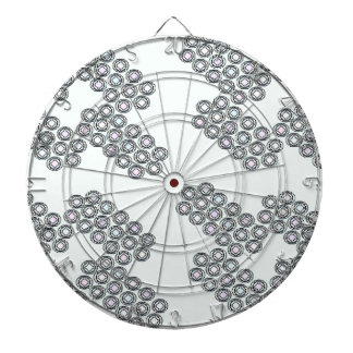 little diamonds dartboard
