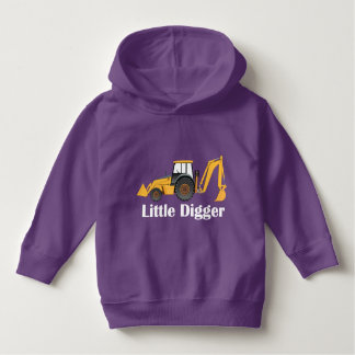 Little Digger - Toddler Pullover Hoodie
