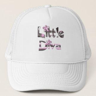 Little Diva Trucker Hat