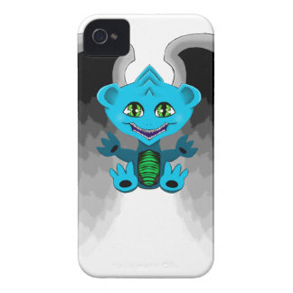 Little Dragon with Wings Case-Mate iPhone 4 Case