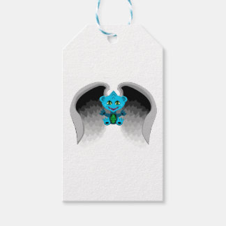 Little Dragon with Wings Gift Tags