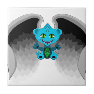 Little Dragon with Wings Tile