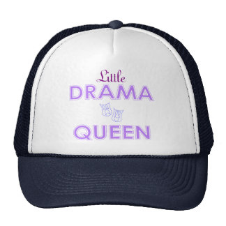 Little Drama Queen Hat