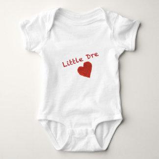 Little Dre Heart Baby Bodysuit
