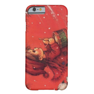 Little drummer boy barely there iPhone 6 case