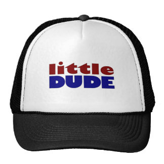 Little dude cap