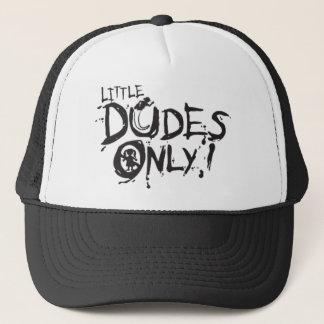 LITTLE DUDES ONLY TRUCKER HAT