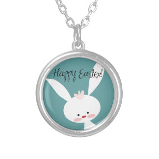 """Little Easter Bunny"" Necklace"