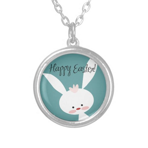 """""""Little Easter Bunny"""" Necklace"""