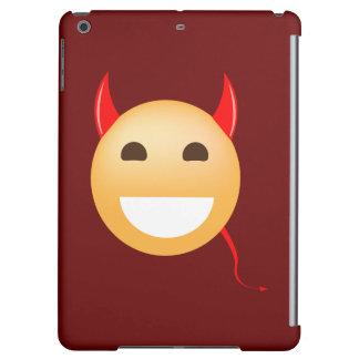Little Emoji Devil iPad Air Case