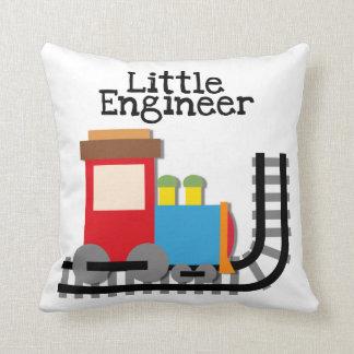 Little Engineer Train Pillow
