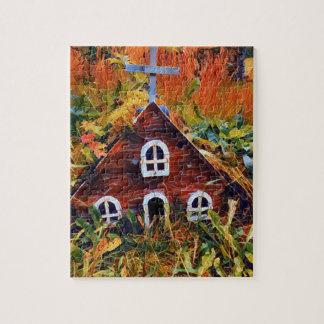 Little Fairy House 3695 Jigsaw Puzzle