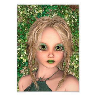 Little Fairy Photo Print