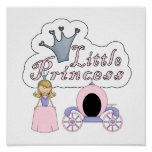 Little Fairy Tale Princess Print