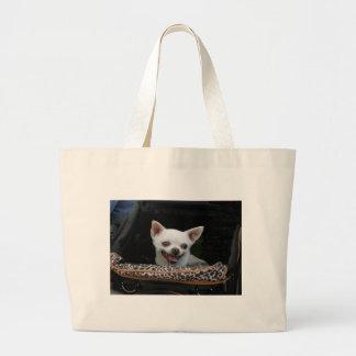 Little fighter jumbo tote bag