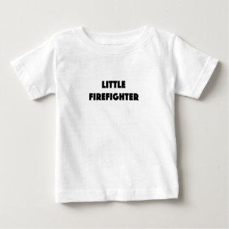Little Firefighter Baby T-Shirt