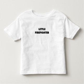 Little Firefighter Toddler T-Shirt