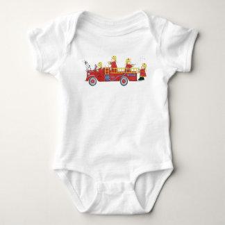 Little Firefighter TShirt