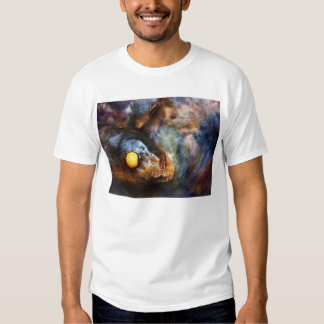 little fishy (see new version) t shirts