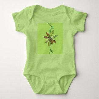 Little Flower Baby Shirt