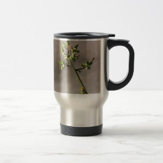Little Flower Buds Travel Mug
