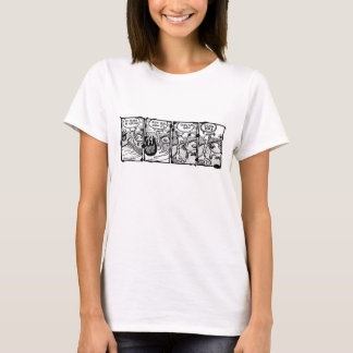 """Little Folks"" 2-Sided Women's T-Shirt"