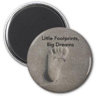 Little Footprints Magnet