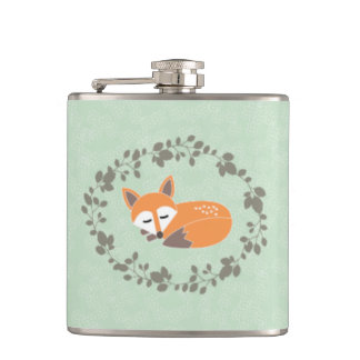 Little Fox Flask