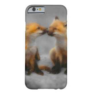 Little Fox Love Barely There iPhone 6 Case