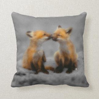 Little Fox Love Cushion