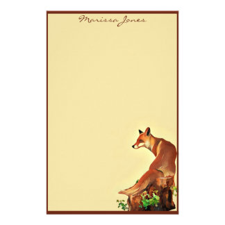 Little Fox Stationery