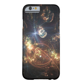 Little fractal barely there iPhone 6 case