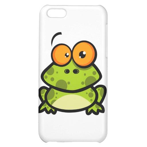 Little Frog Cartoon Character iPhone 5C Case