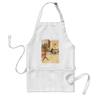 Little Game of Chess Aprons