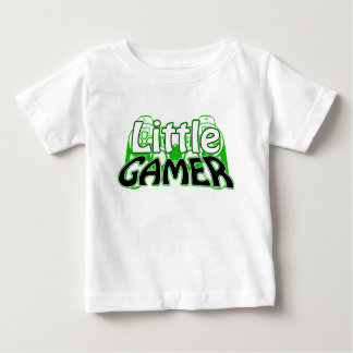 Little Gamer Funny Video Game Shirt Design