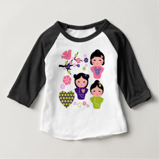 Little Geisha artistic T-Shirts and products